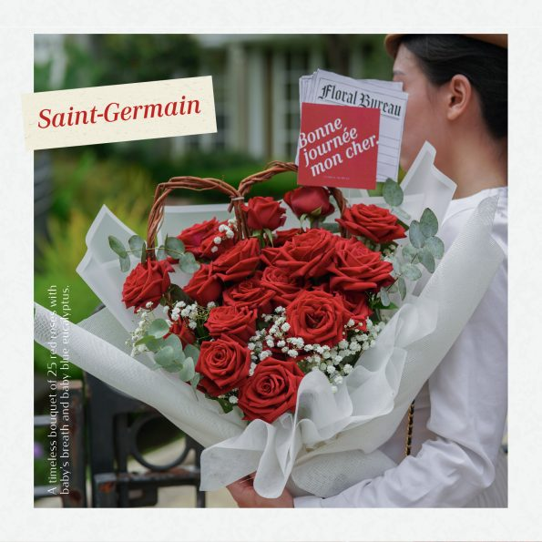 Saint-Germain Bouquet
