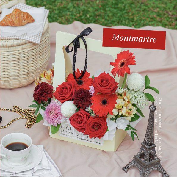 Montmartre Carrier Bag